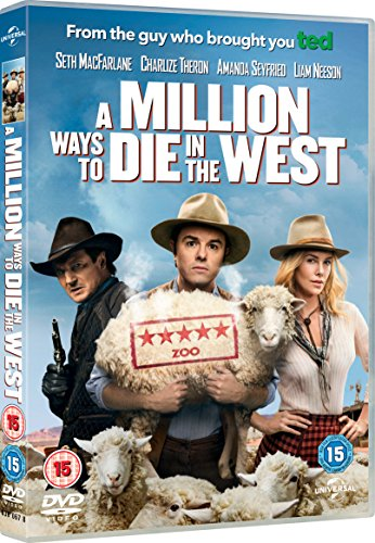 Image of A Million Ways to Die in the West [DVD] [2014]