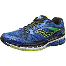 Saucony Guide 8, Color: Amarilla, Talla: 40