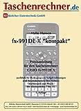 Böttcher Datentechnik - Manuale per calcolatrice Casio FX-991 DEX