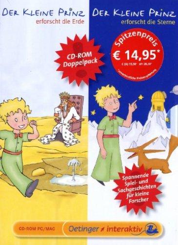 Der kleine Prinz erforscht...Kombipaket (PC+MAC) (Prinz Interaktive)