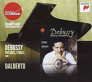 Debussy: Images, Preludes - Dalberto