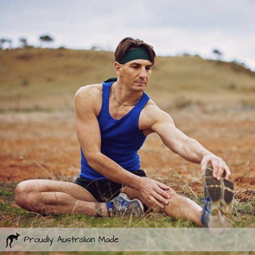 Zoom IMG-1 fascia da allenamento per uomo