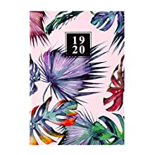 Collins Enchanted A5 Day to Page 2019-2020 Diary - Pink