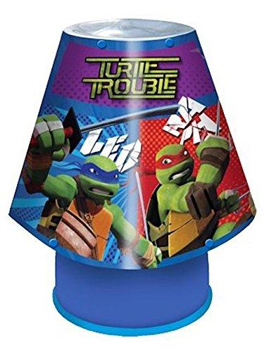 Image of Spearmark Teenage Mutant Ninja Turtles Kool Lamp