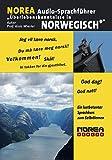 NOREA Audio-Sprachführer: Überlebenskenntnisse in Norwegisch. 1 Audio-CD mit Begleitbuch. Ein lustbetonter Audio-Sprac
