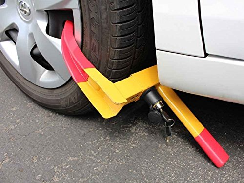 heavy duty anti theft protective car wheel lock security tire clamp Heavy Duty Anti Theft Protective Car Wheel Lock Security Tire Clamp 51wTG3Y926L