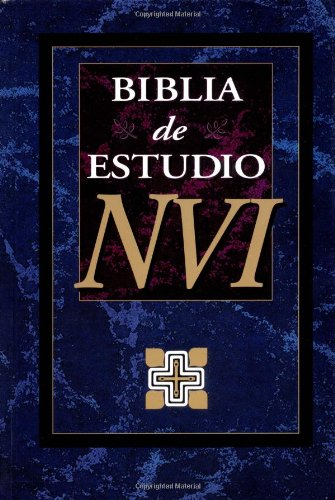 Editorial Vida Biblia de Estudio NVI, Tapa Dura