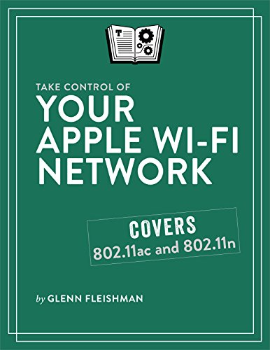 Take Control of Your Apple Wi-Fi Network (Airport Router Express)