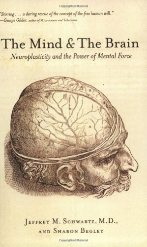 The Mind and the Brain: Neuroplasticity and the Power of Mental Force by Jeffrey M. Schwartz and Sharon Begley (June 3, 2004) Paperback