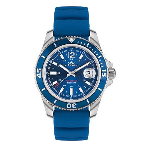 Hindenberg 430-H Diver Professional azzurro