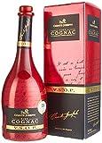 Comte Joseph Cognac VSOP in Geschenkverpackung (1 x 0.7 l)
