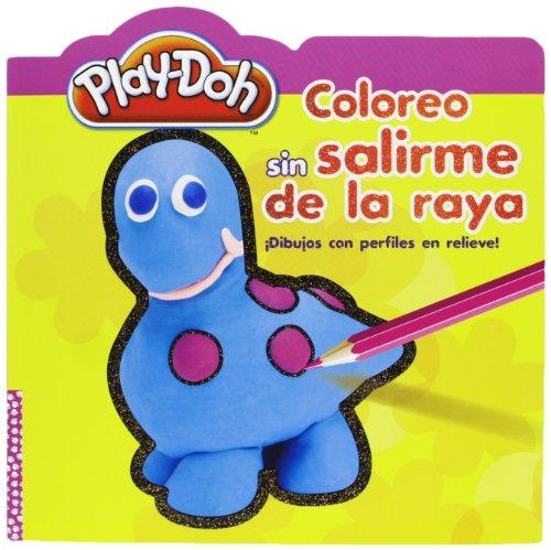 Coloreo Sin Salirme De La Raya (Play-Doh)