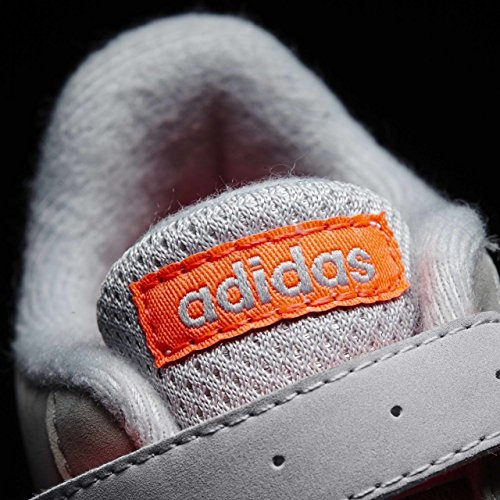 adidas  V Jog Cmf Inf, chaussure de sport Unisexe - enfant Gris