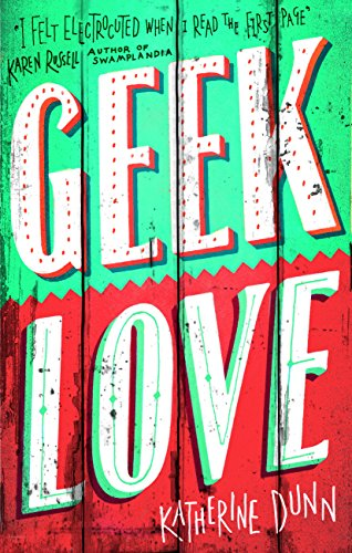 Image result for geek love book cover