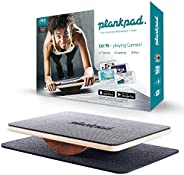 plankpad – Full-Body Fitness Trainer con aplicación para iOS y Android – Innovative Balance Board from Shark T