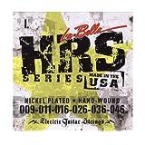 Labella HRSL Hard Rockin Steel Série Jeu de Cordes pour Guitare Electrique 9/46 Light