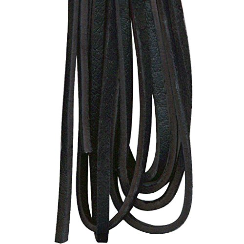 safetycare Heavy Duty Leder Stiefel und Schnürsenkel–Ideal für Schweißen und Arbeit Stiefel, Boot Schuhe, Baseball Handschuhe, Arts & Crafts, Black - 2 pairs - Größe: 183 cm