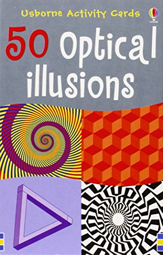 50 Optical Illusions (Activity Cards)