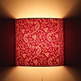 Craftter Traditional KERI DESIGN RED Col...