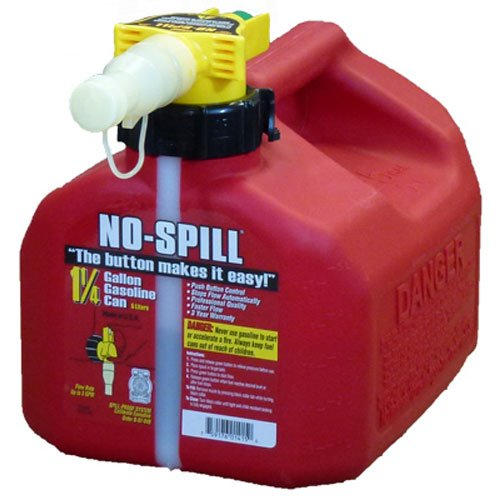 No-Spill 1415 Poly-Gaskanne (CARB-konform) -