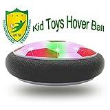 JRD&BS WINL Bola Interesante De Juguete - LED Bola De SuspensiÓN De Aire Deportes De Interior O Al Aire Libre, Regalos De Cumpleaños Para Niños De 4 -8 Años(Style2 Red)