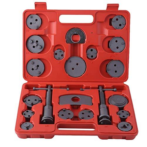 Auto a Disco Freno Strumento Vento Posteriore 22pcs Kit per la Sostituzione pastiglie Freno