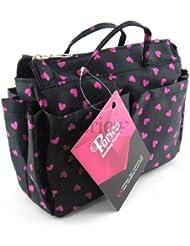Periea - Organiseur de sac à main, 13 Compartiments - Sash (4 Couleurs)