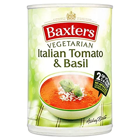 (12 Pack) Baxters Vegetarian Italian Tomato Soup - 400g