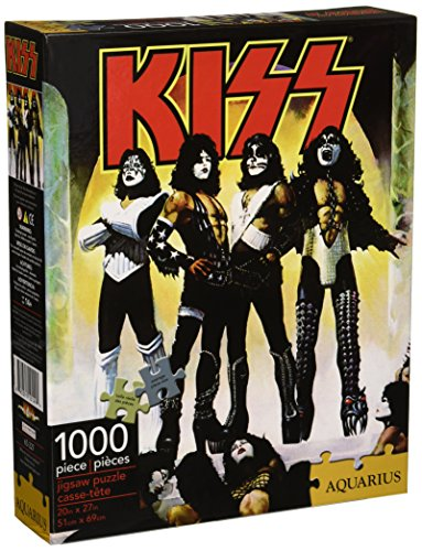 Kiss Nmr Puzzle: 1000 Pieces 20x27