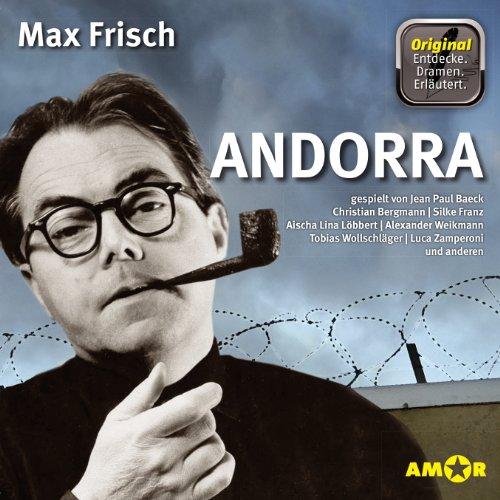 Buchseite und Rezensionen zu 'Andorra' von Max Frisch