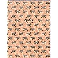Tiere Afrikas  Geschenkpapier-Heft -  Motiv Zebra: 2 x 5 Bögen
