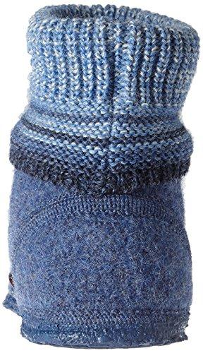 Giesswein Baumkirchen, Chaussons Montants Mixte Adulte Bleu (Capriblau)