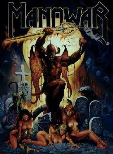 Manowar - Hell On Earth IV (Digipack) (2 Dvd+Cd)