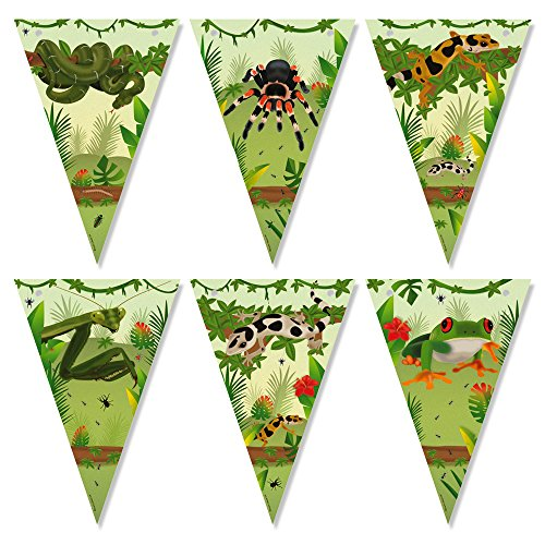 reptile-insect-creepy-crawly-bunting-decoration-12-flags