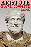 aristote oeuvres compl?tes annot? lci 57