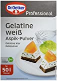 Dr. Oetker Professional Aspik-Pulver, 1er Pack (1 x 1 kg)