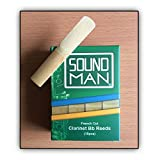 Soundman 10 Ance per Clarinetto (sistema Boehm) Reeds clarinet Bb French Cut Sib (2,0)