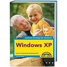 Windows XP - leichter Einstieg für Senioren