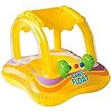 #1: Intex Kiddie Float, Blue