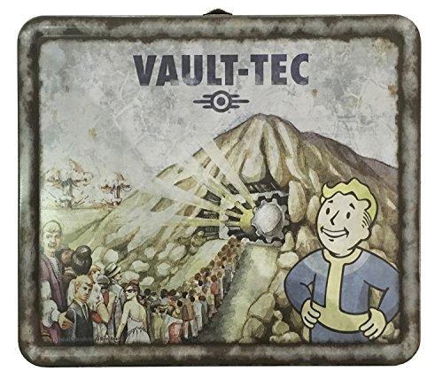 Fallout 4Vault-Tec Verwitterte Zinn Tote Prop Replica Nachbildung