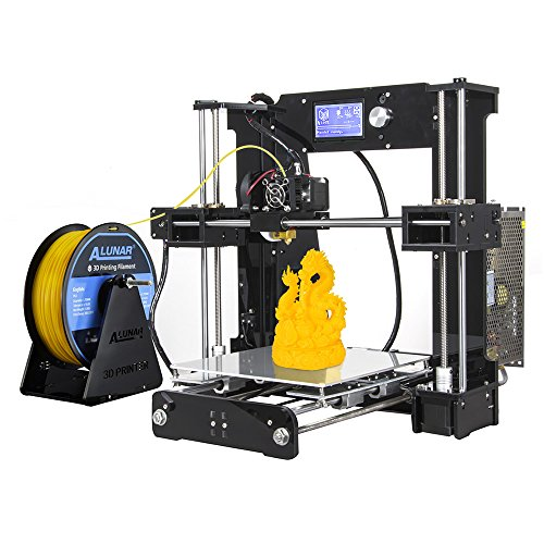 ALUNAR A6 DIY Desktop 3D Drucker 3D Printer Prusa i3 Kit-EU - 7