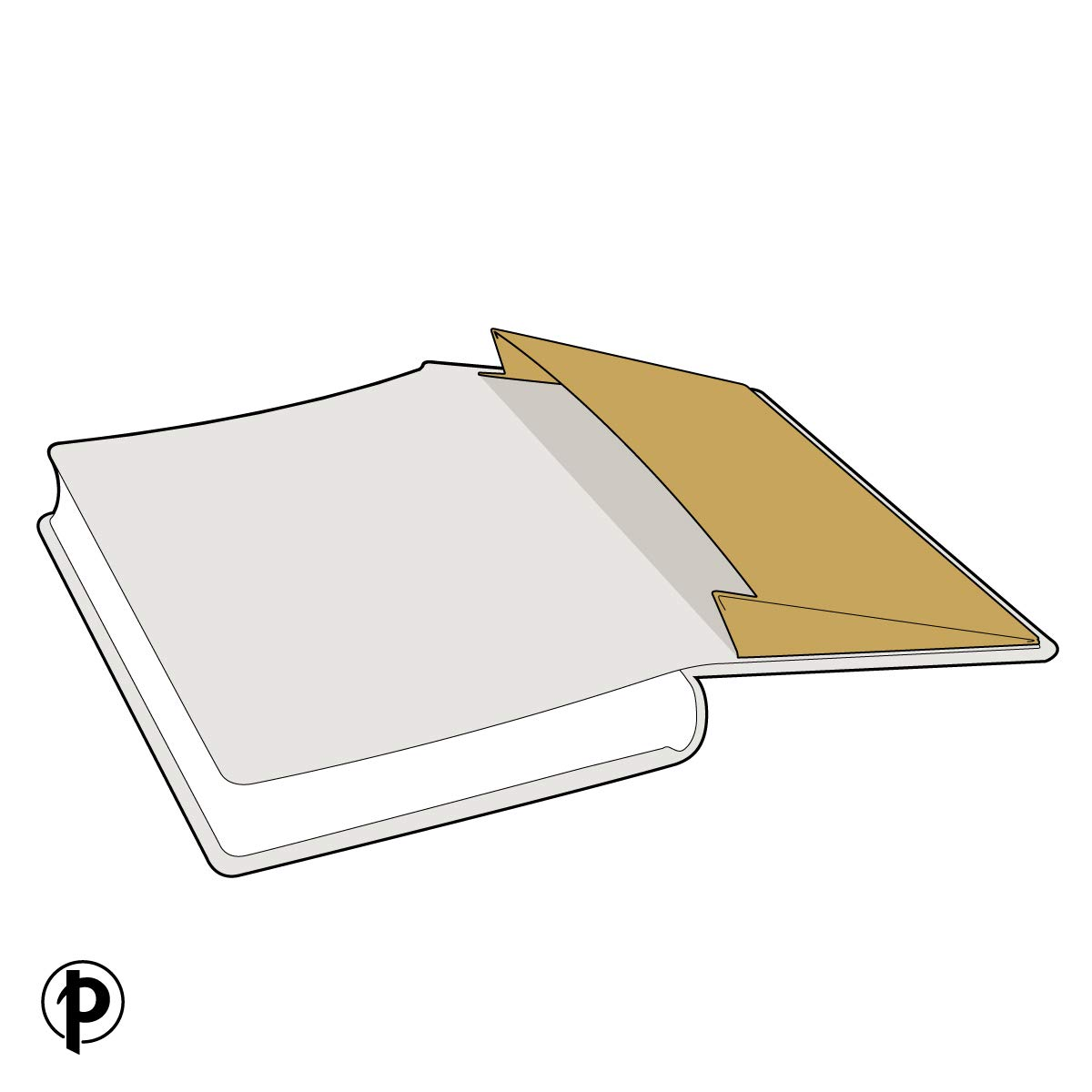 Paperblanks Agende 12 Mesi 2020 Van Huysum Orizzontale 95 /× 140 mm Mini