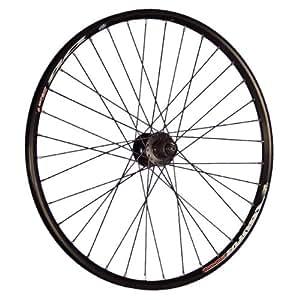 Taylor Wheels 26 pouces roue arrière vélo Taurus moyeu disc Shimano FHM475 noir