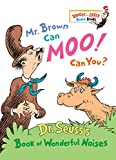Best Random House Books for Young Readers Kid Books - Mr. Brown Can Moo! Can You?: Dr. Seuss's Review