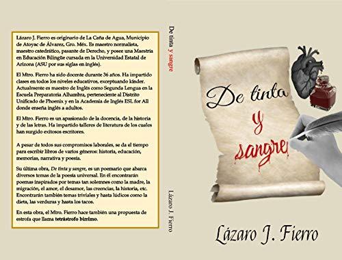De tinta y sangre eBook: Lazaro Fierro: Amazon.es: Tienda Kindle