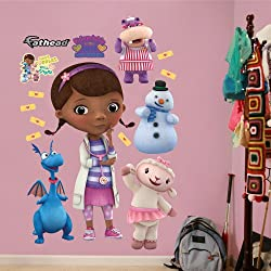 FATHEAD Doc McStuffins Collection Graphic Wall D cor