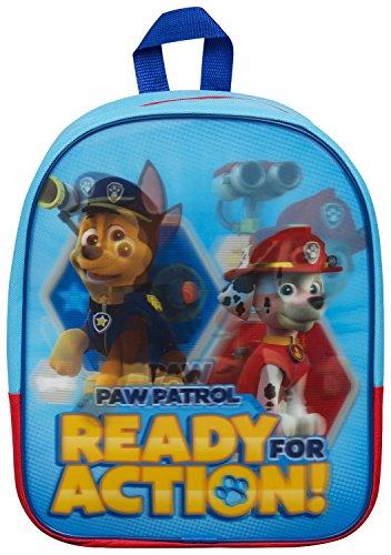 Paw Patrol bereit zu Action Lenticular Junior Rucksack