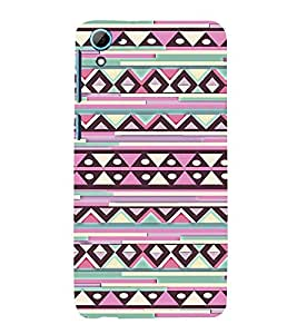 ifasho Designer Phone Back Case Cover HTC Desire 826 :: HTC Desire 826 Dual Sim ( You Are One Of Reason Why I Smile )