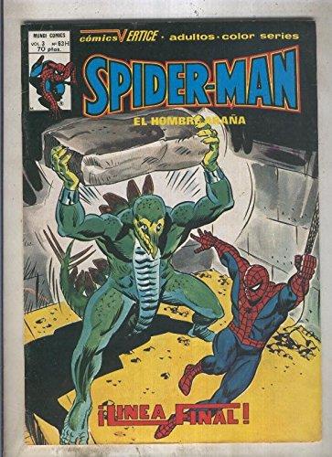 Spiderman volumen 3 numero 63 - H (numerado 1 en trasera)