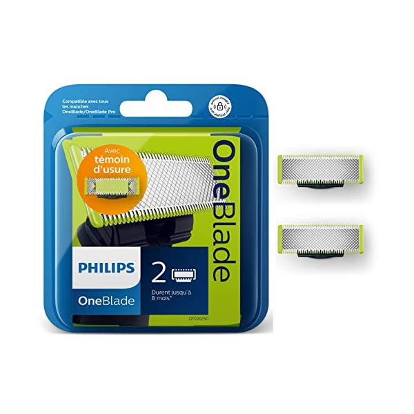 Philips OneBlade QP22050 Replaceable Blade 2 Piece